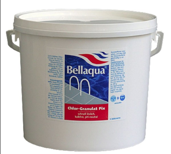 Bellaqua Chlor Granulat Fix 5 kg