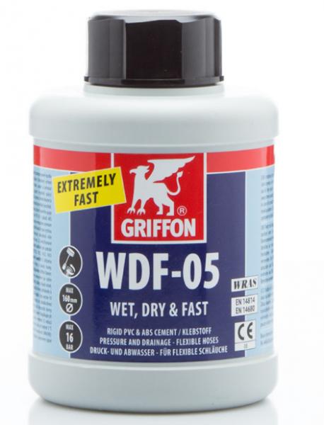 Griffon PVC-Kleber WDF-05 - 500 ml