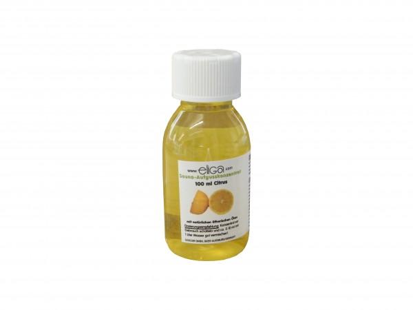 eliga Sauna Aufgusskonzentrat Citrus 100 ml