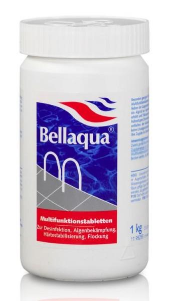 Bellaqua 4 in 1 Multifunktionstabletten 1 kg