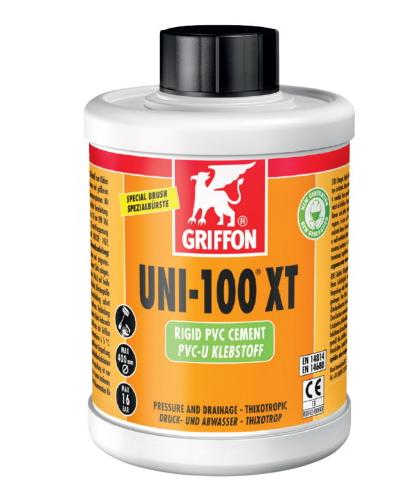 Griffon PVC Kleber UNI -100 XT 250 ml