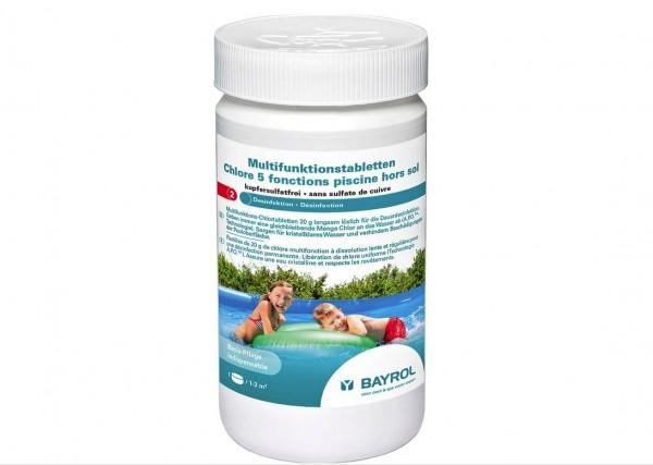 Bayrol Multifunktions-Chlortabletten 1 kg