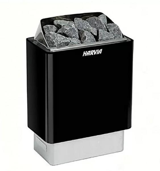 Saunaofen Trendi schwarz 4,5-9 kW