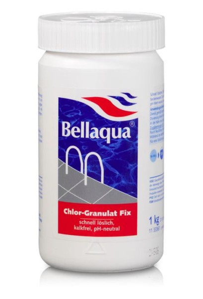 Bellaqua Chlor Granulat Fix 1 kg