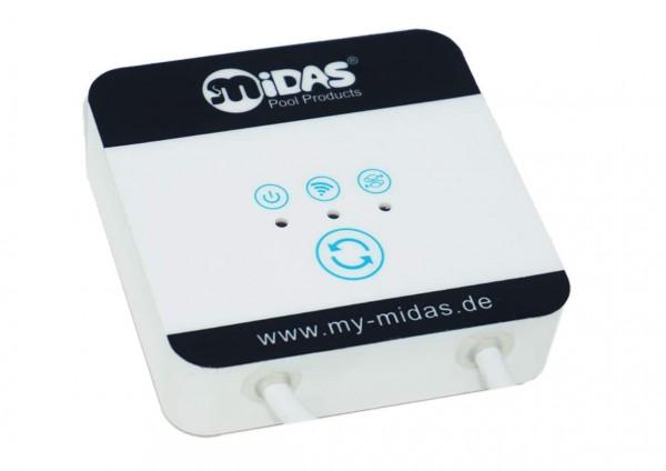 Wifi-Adapter für Wärmepumpe Mida.Black
